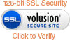 This store is a Volusion Secure Site